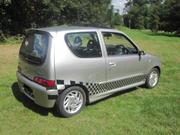 fiat seicento 03 sporting ltd edition