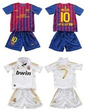 2012 European Cup Children clothes