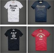 2012 A&F men's T-shirt