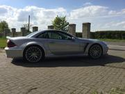 2003 mercedes-benz Mercedes SL65 AMG Black Editon evocation
