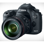 Canon EOS 5D Mark III 22.3-Megapixel Digital SLR --509 USD