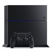 New Model PlayStation 4 Console Jet Black 500GB