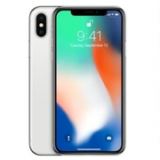 Apple iPhone X 256GB Silver Unlocked P