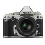 Nikon - Dƒ DSLR Camera with AF-S NIKKOR 50mm f/1.8G Special Edition Le