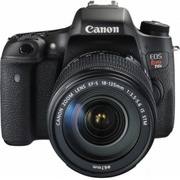 Canon - EOS Rebel T6s DSLR Camera with EF-S 18-135mm IS STM Lens