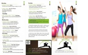 Fitness Aerobic Classes/body Conditioning
